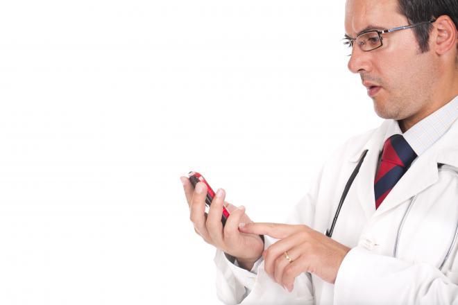 medisoft doktor için mobil uygulama