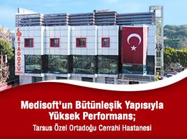 Medisoft'un Bütünleşik Yapısıyla Yüksek Performans; Ortadoğu Cerrahi Tıp Hastanesi
